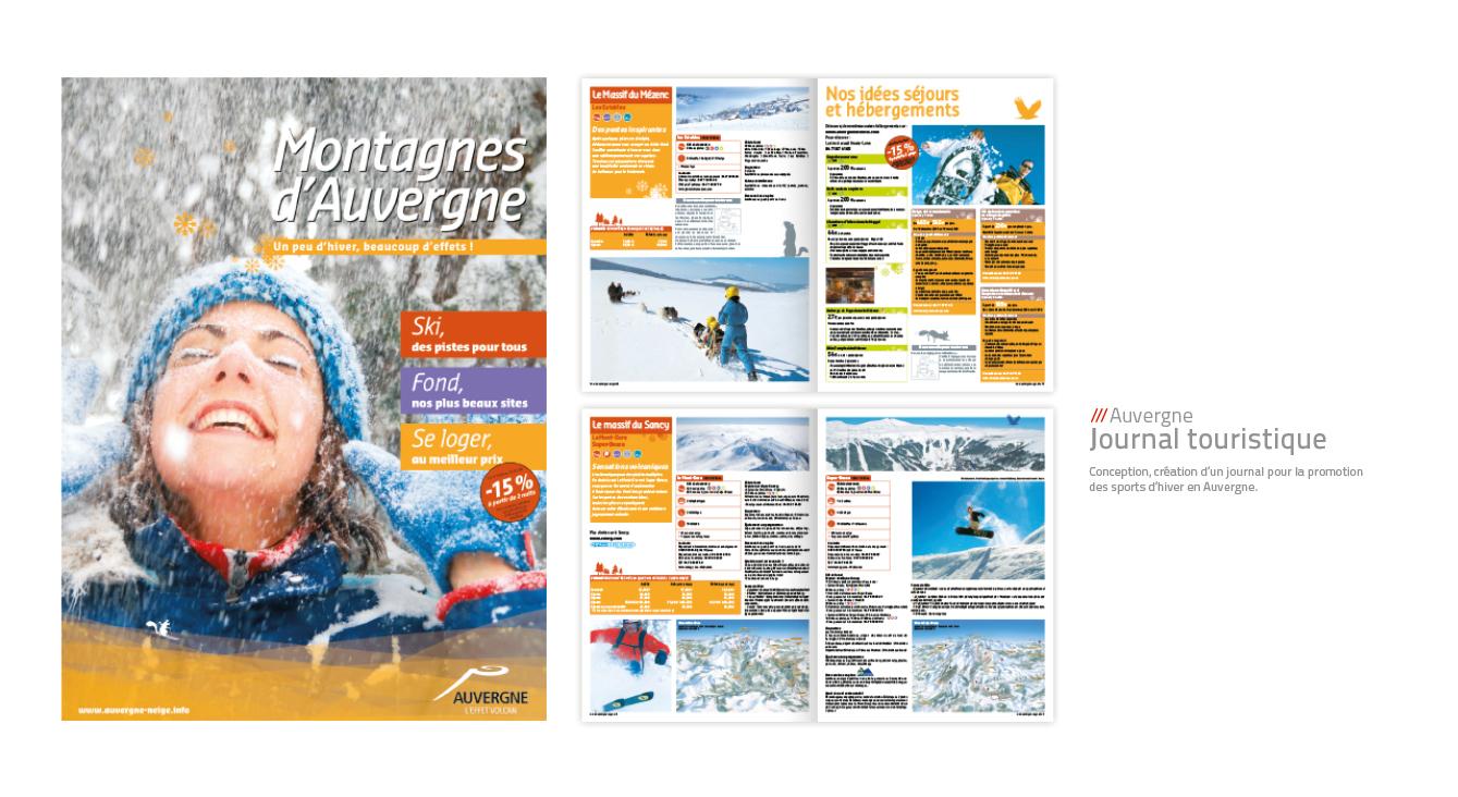 Auvergne - journal touristique