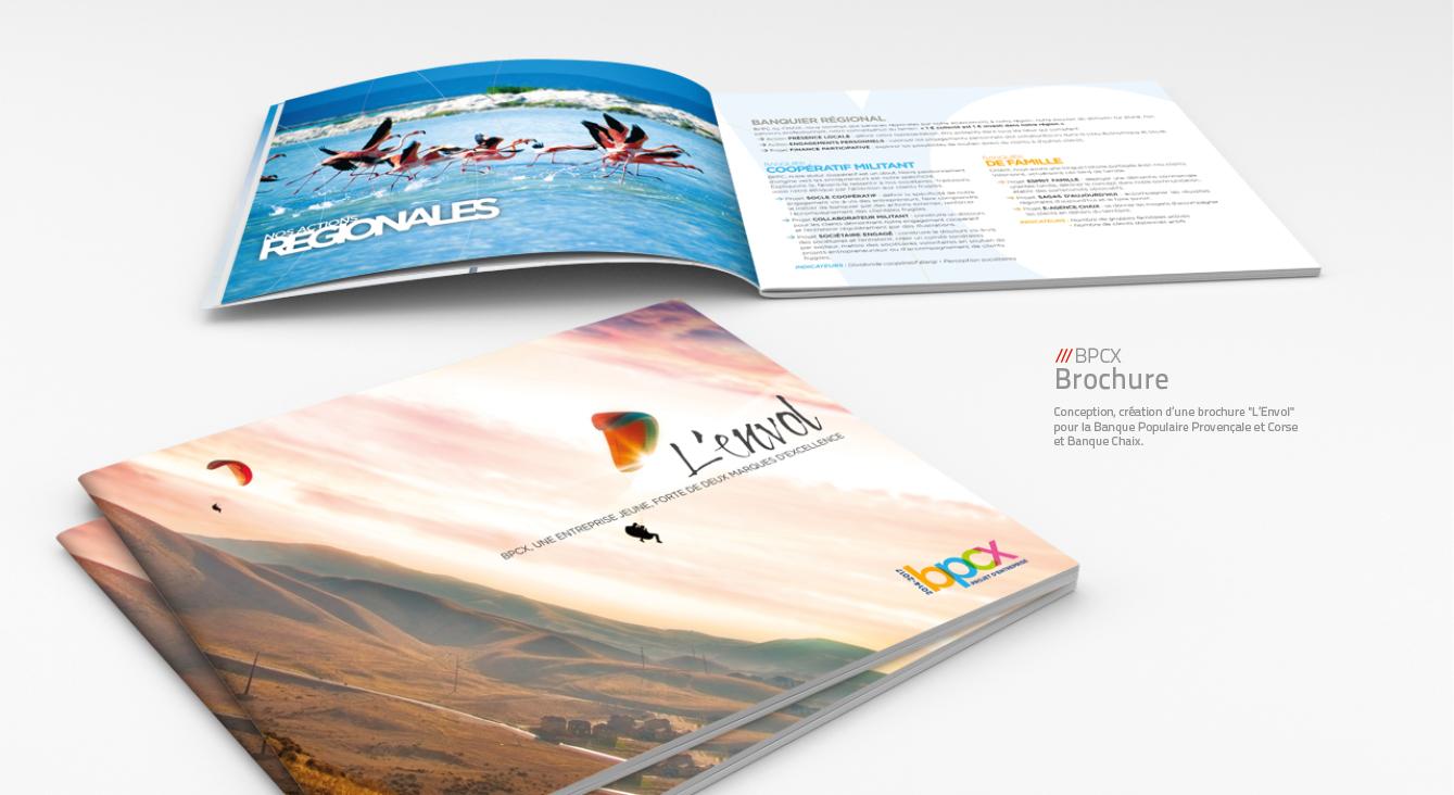 BPCX - Brochure L'envol