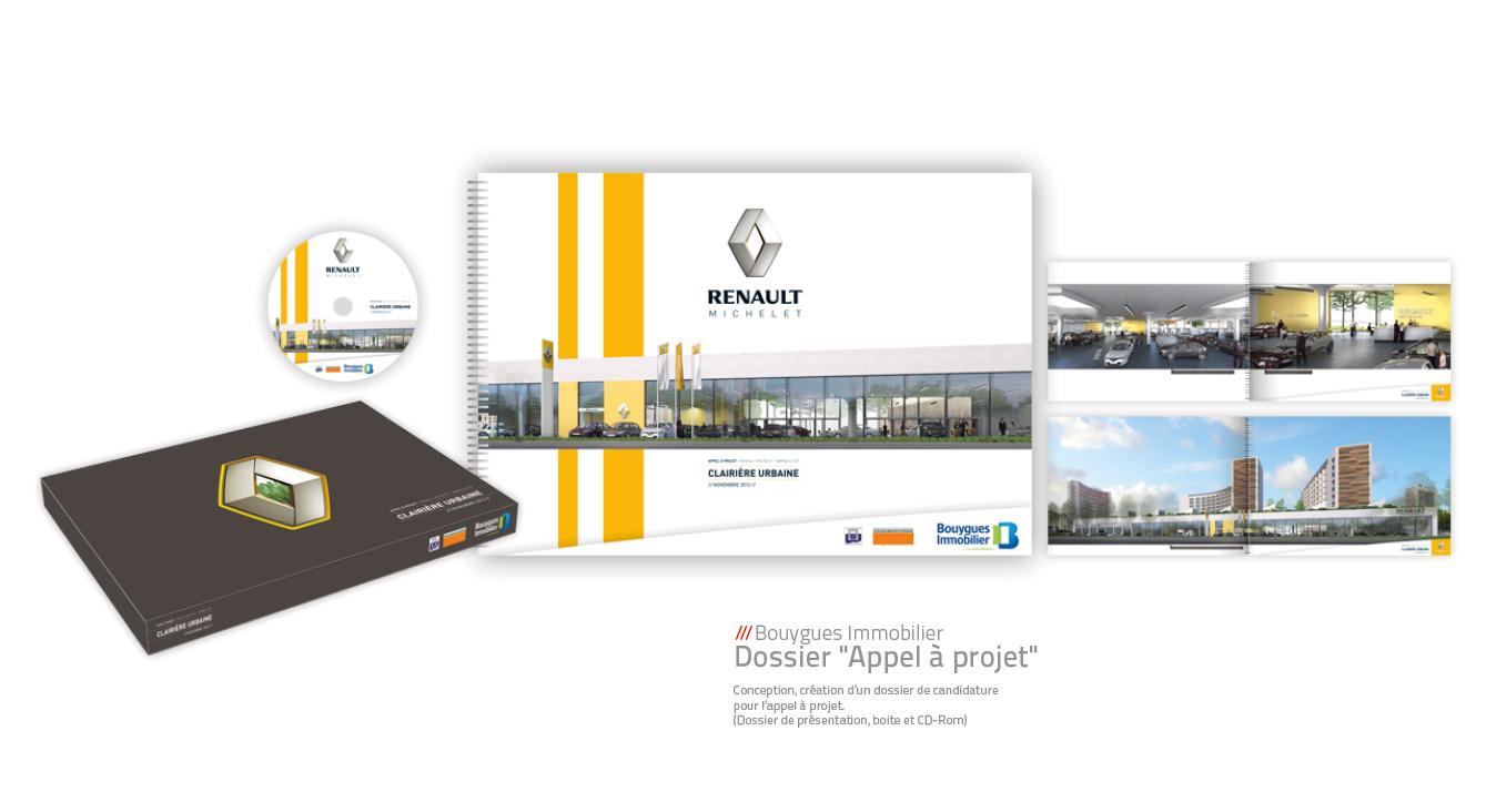 Bouygues Immobilier - Dossier appel à projets