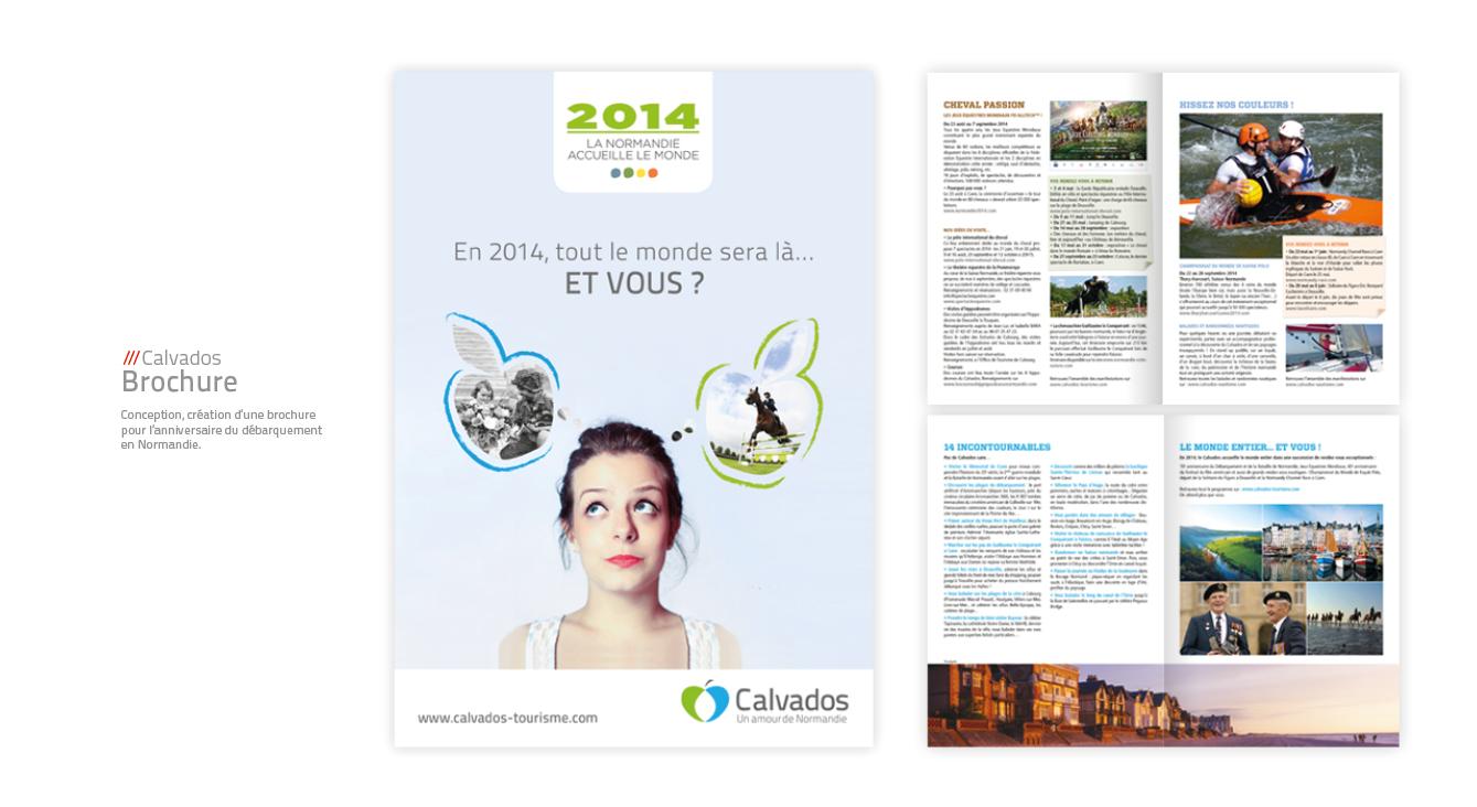 Calvados - brochure