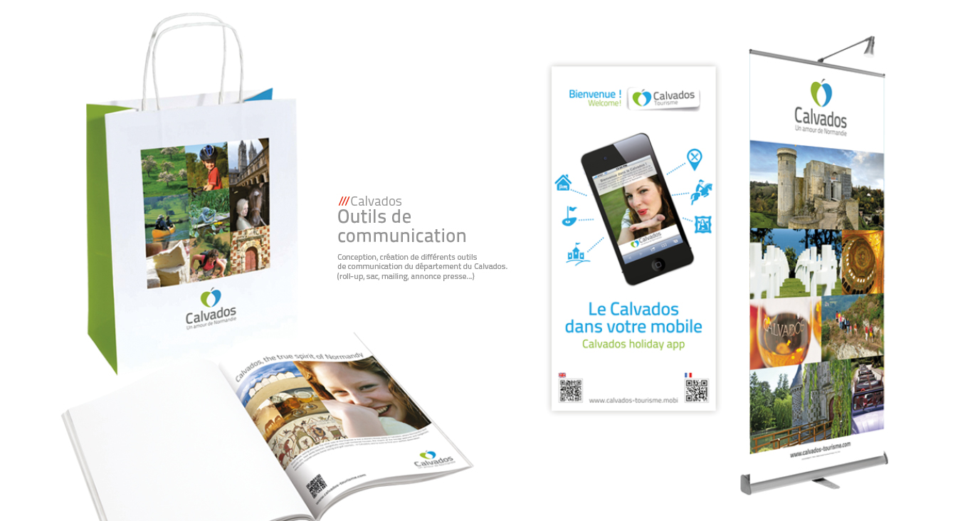 Calvados - outils de communication