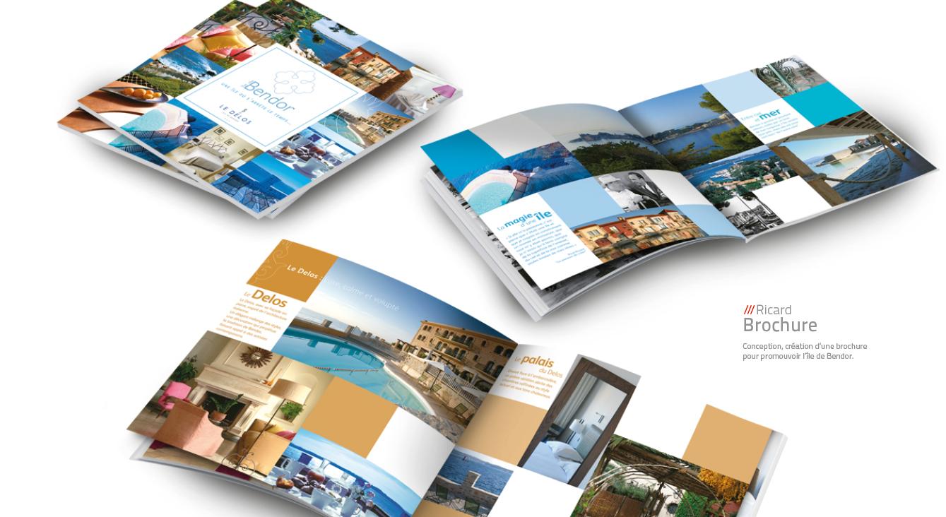 Ricard - Brochure