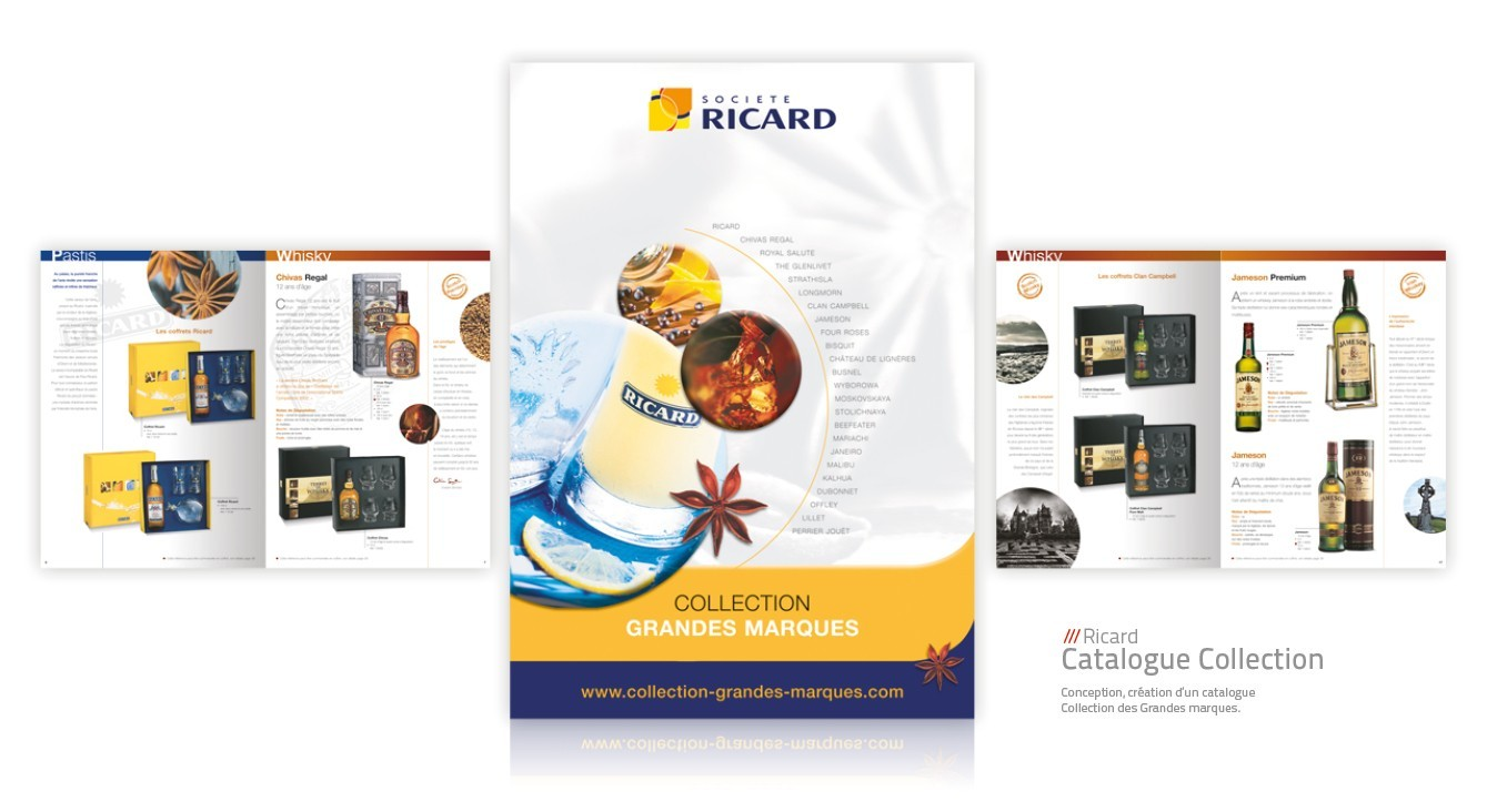Ricard - Catalogue