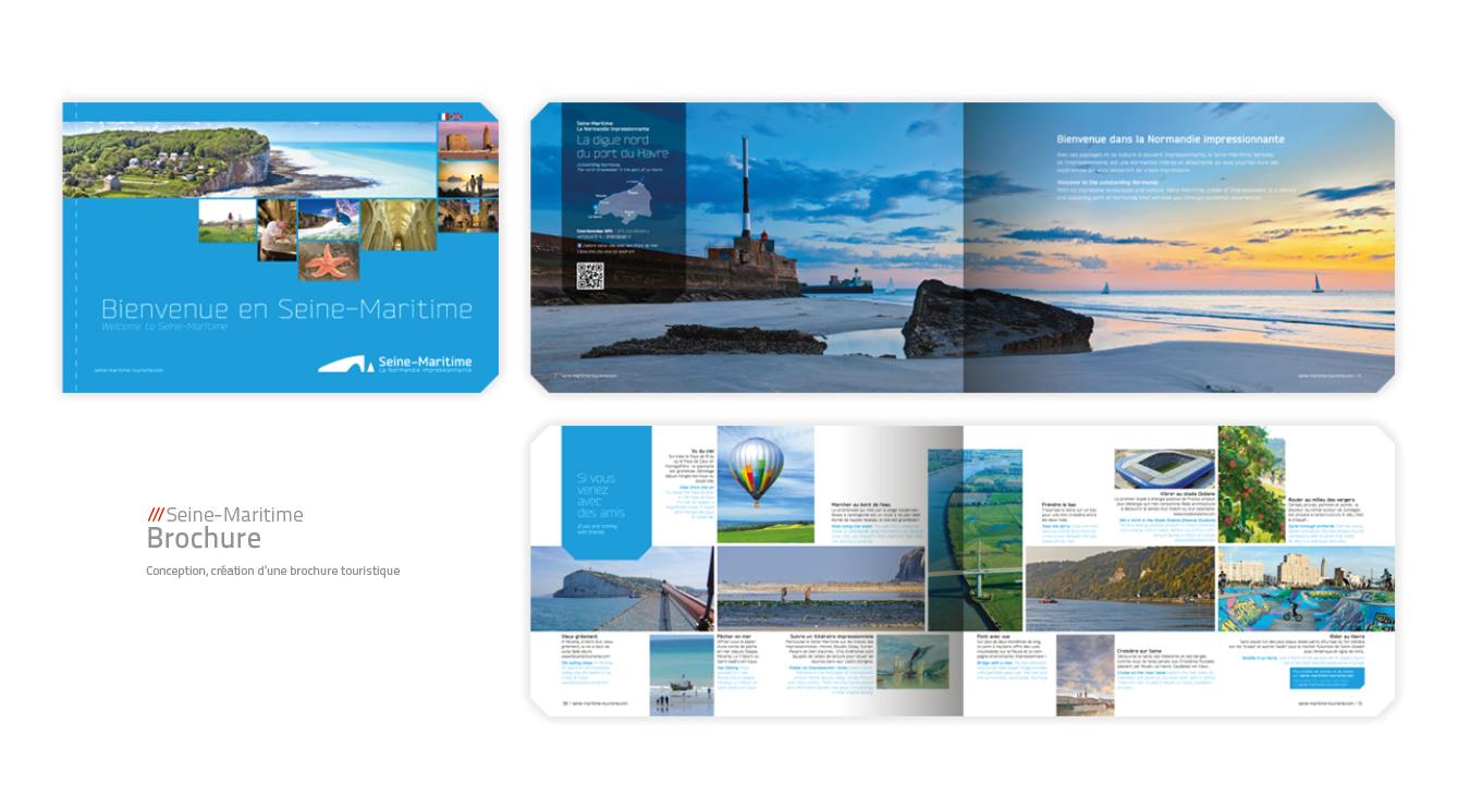 Seine-Maritime - Brochure